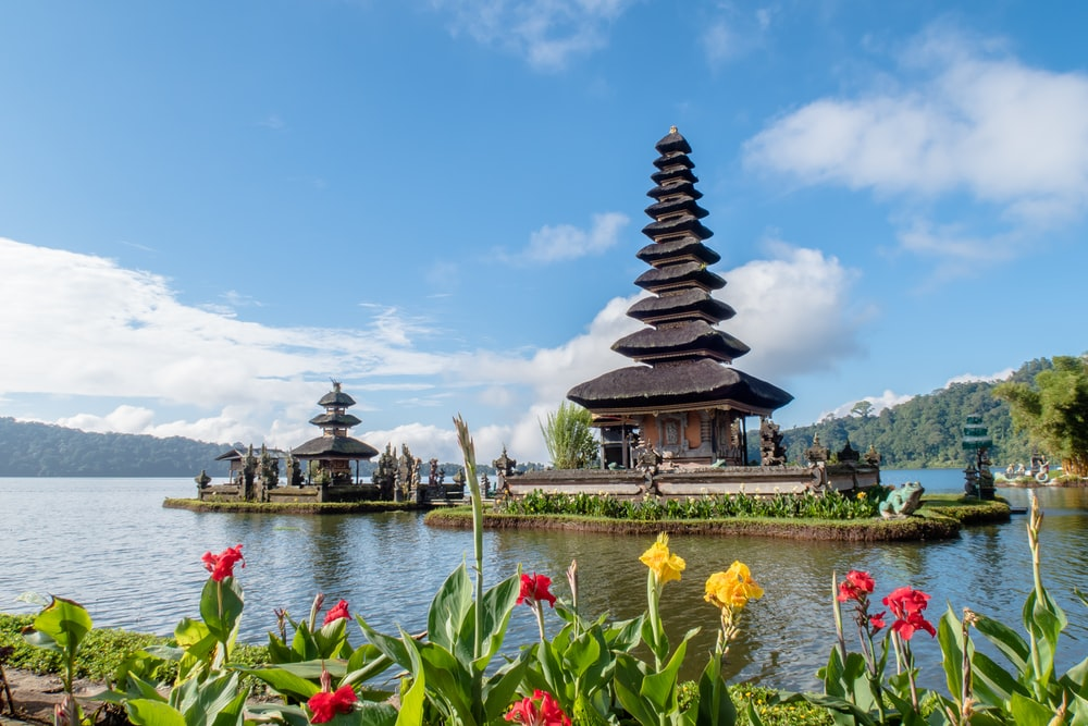 Pura Ulun Danu Bratan, Indonesia