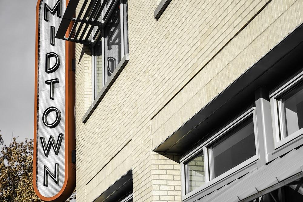 Midtown LED signage