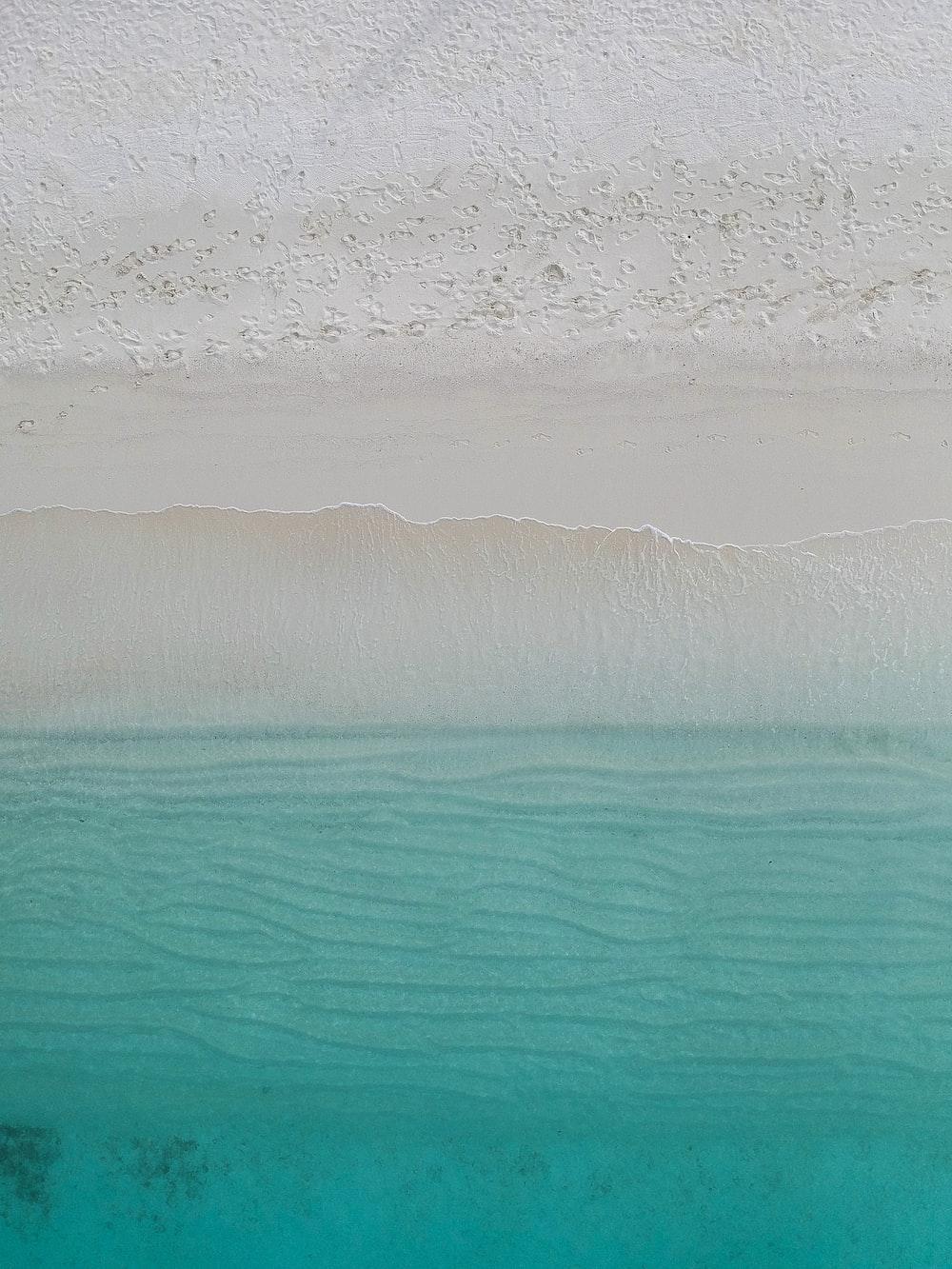 beach painting
