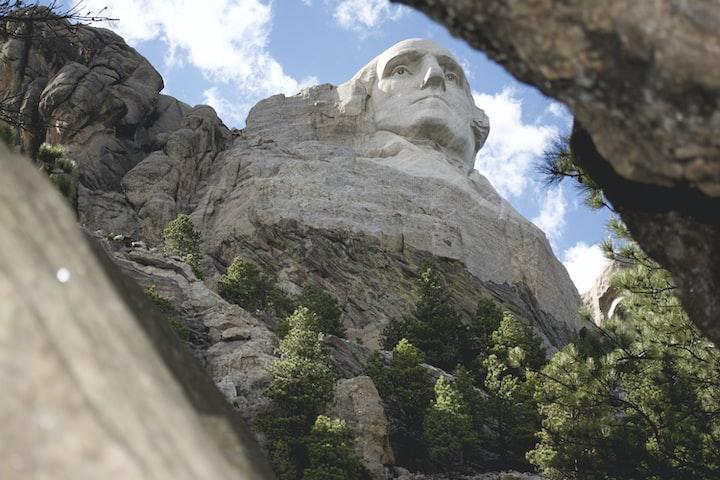 George Washington- the man, the myth, the President
