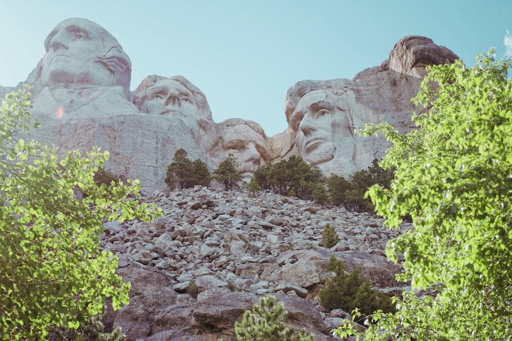 Mt. Rushmore, Dakota