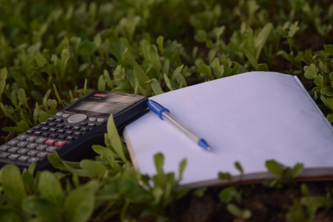 Balanzas de comprobación para contabilidad