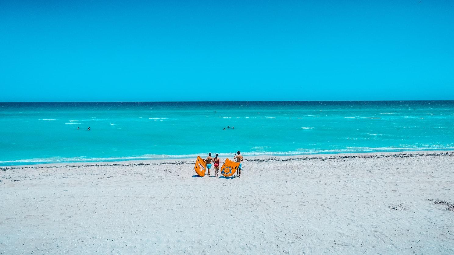 Costa esmeralda yucatan