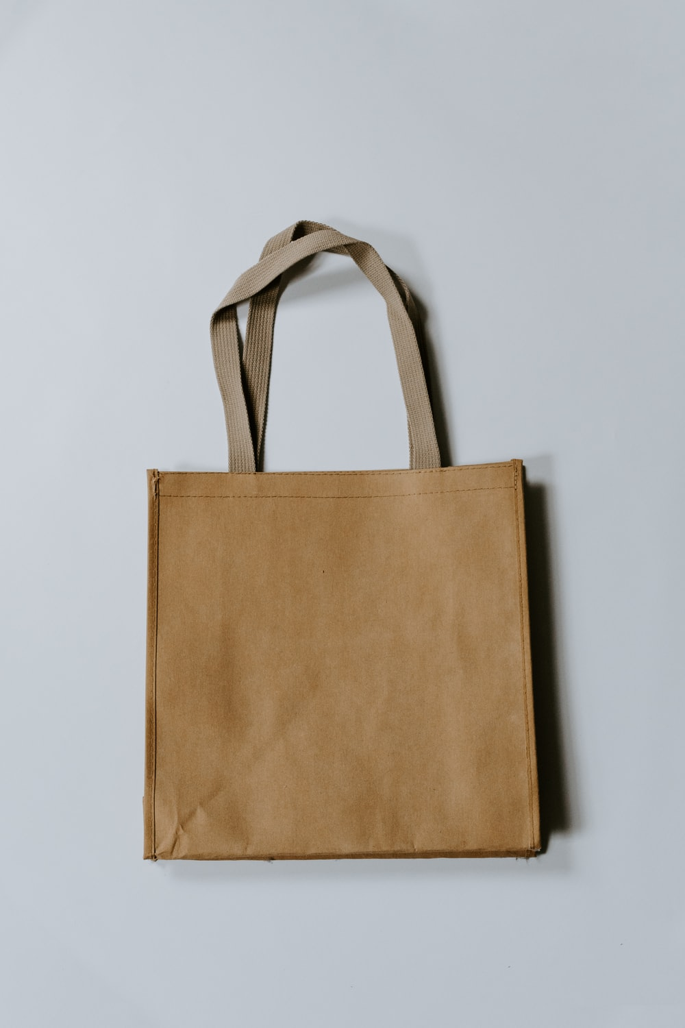 beige eco bag