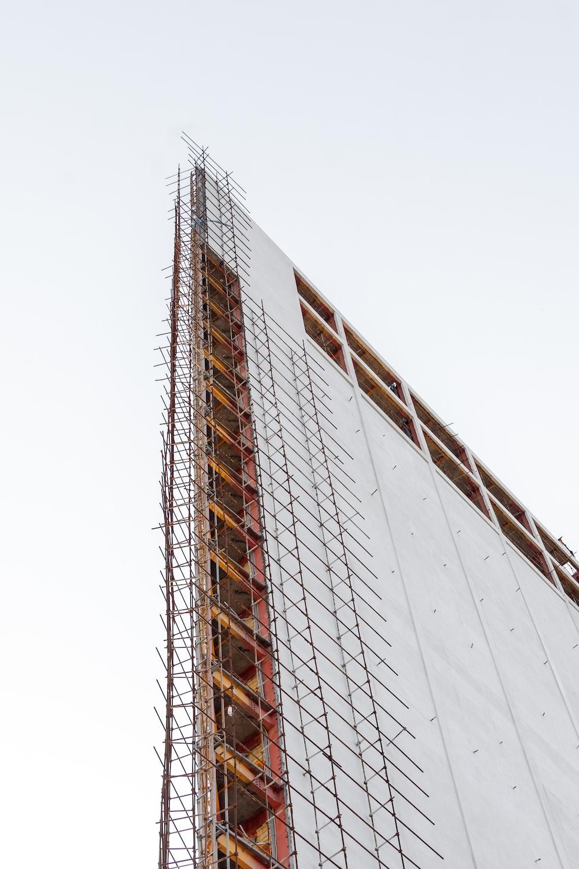 low angle photo of billboard