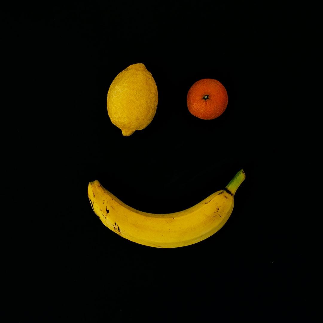 lemon - clementine - banana