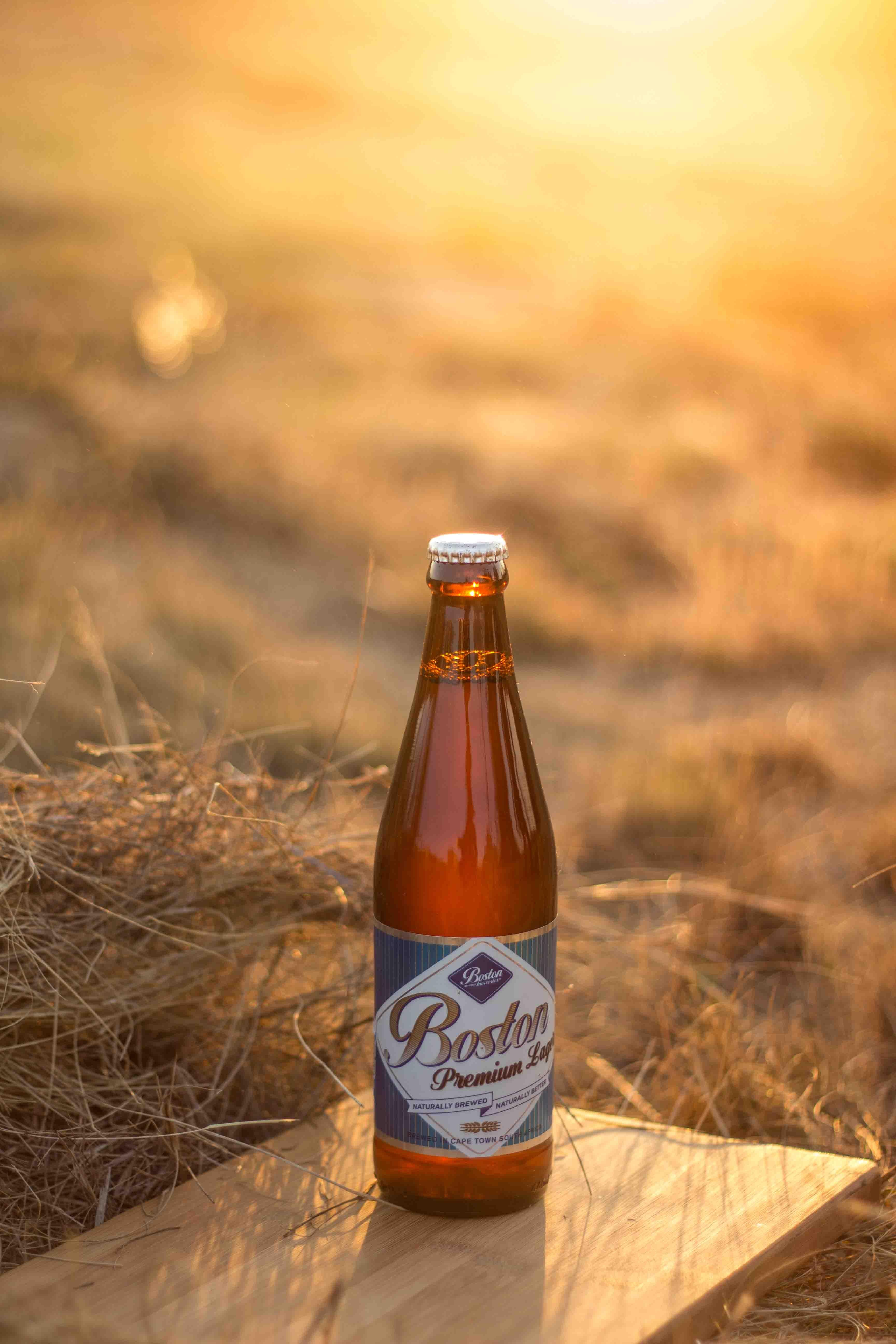 Boston premium bottle