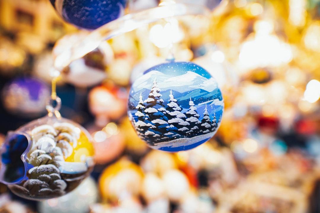 Merry Christmas – Christmas Balls
