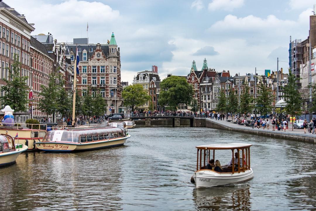 8 hoteles recomendados en Ámsterdam