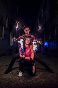 Circus Freak id stories