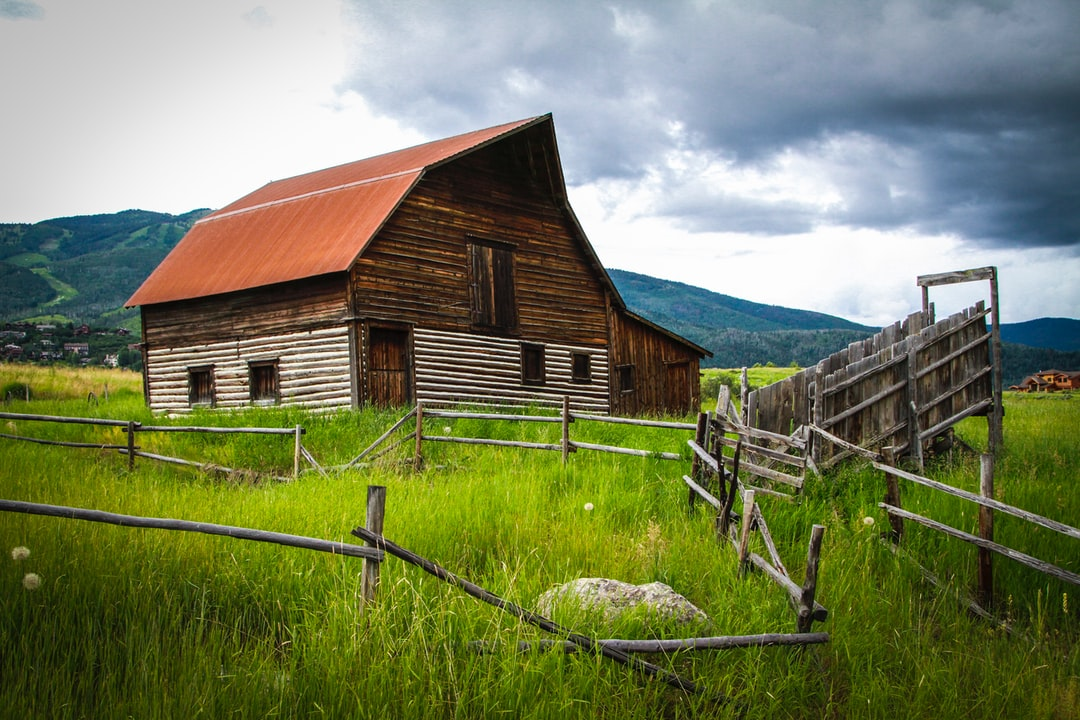 Rustic Barn at Angel's View