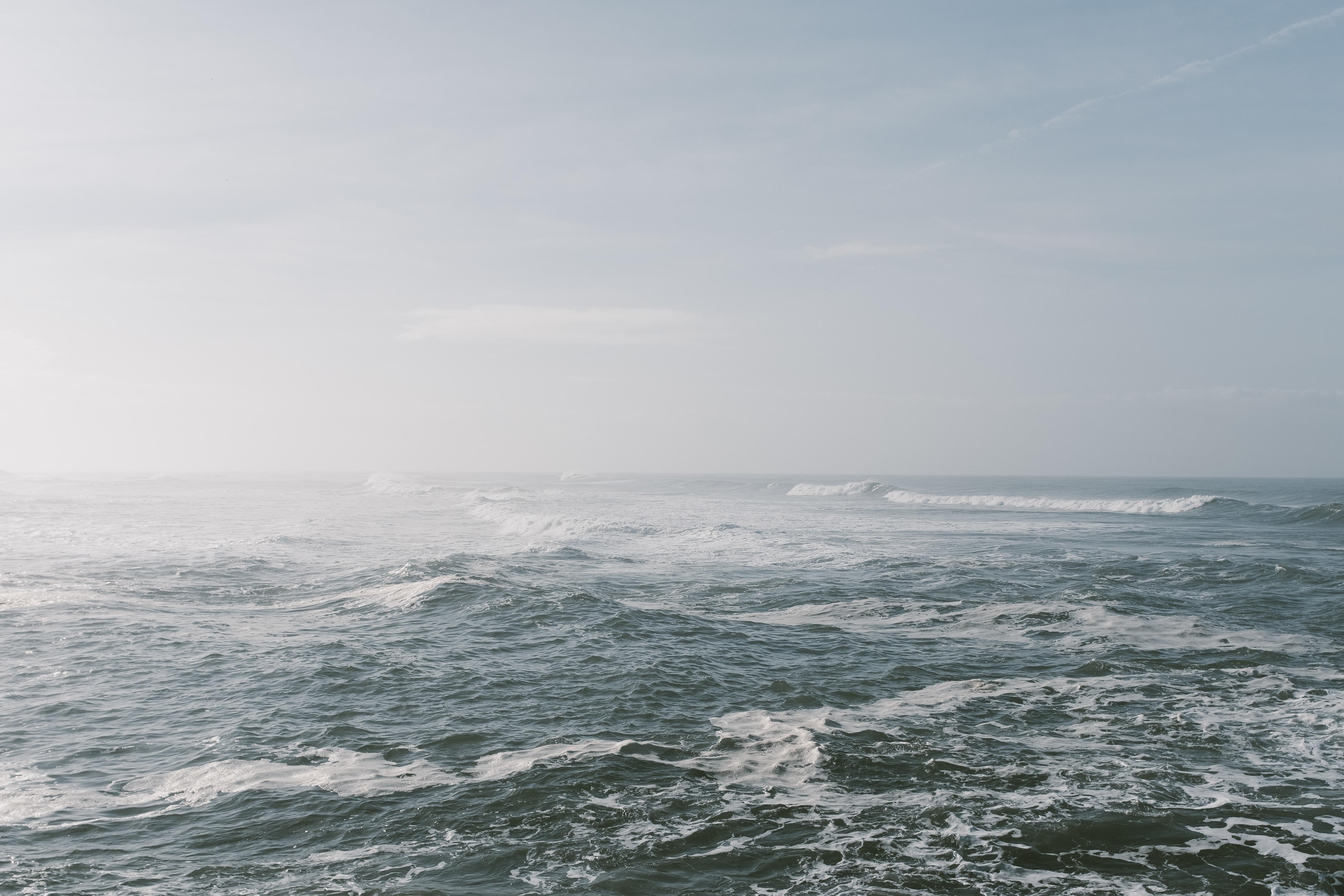 landscape photo of ocean
