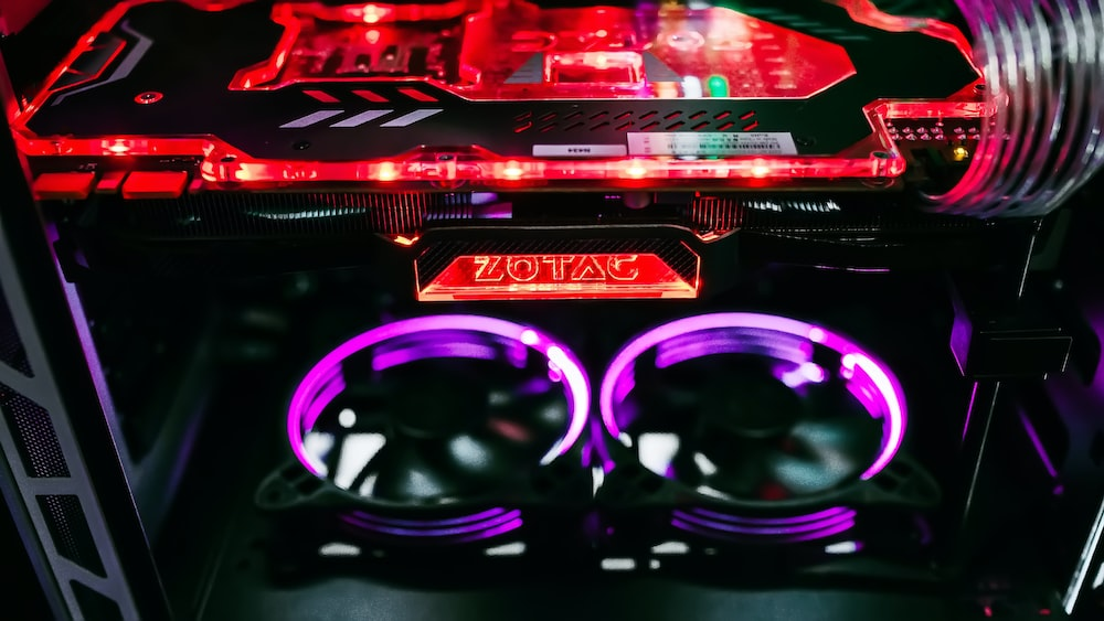 black and pink dual car subwoofers
