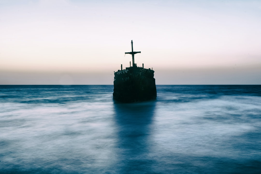 The story of this ship is amazing, it was built in Britain, it's last owner was a Greek person and it aground on Kish Island - Iran in 1966, and is one of the tourism attractions and symbols of this Island.