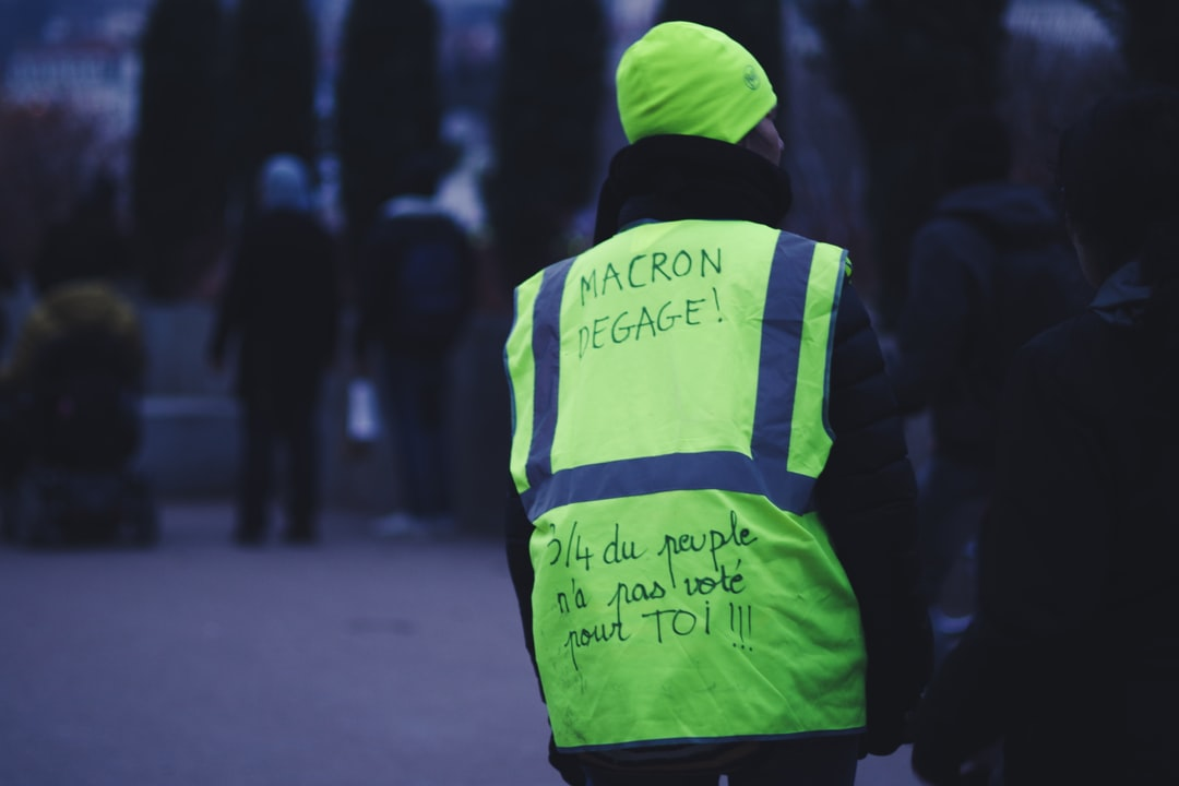 France's Yellow Vest Movement and the Global Debate on Climate Change