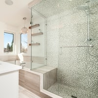Wet Room & Level Access