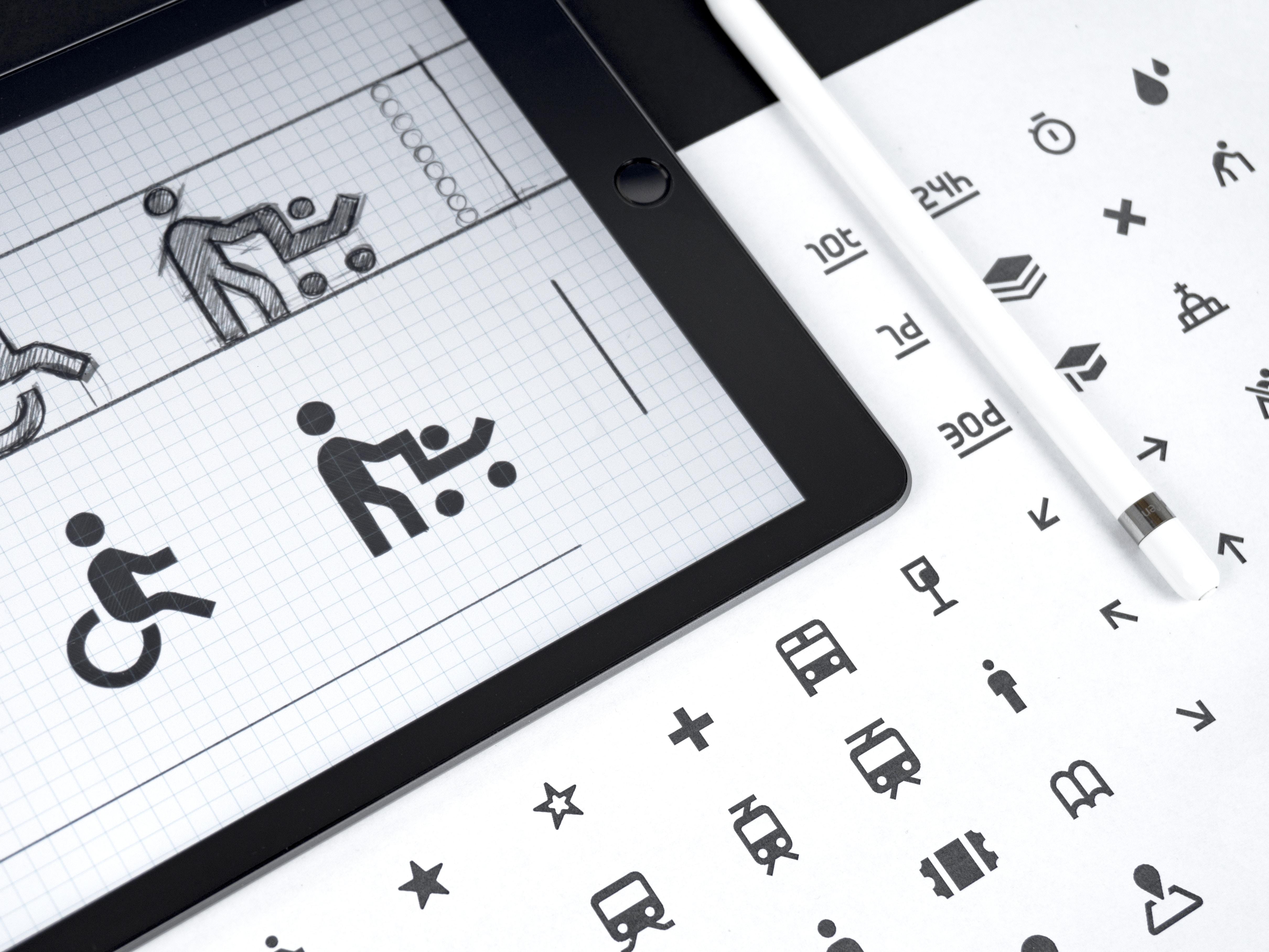 black and white smartphone screenshot