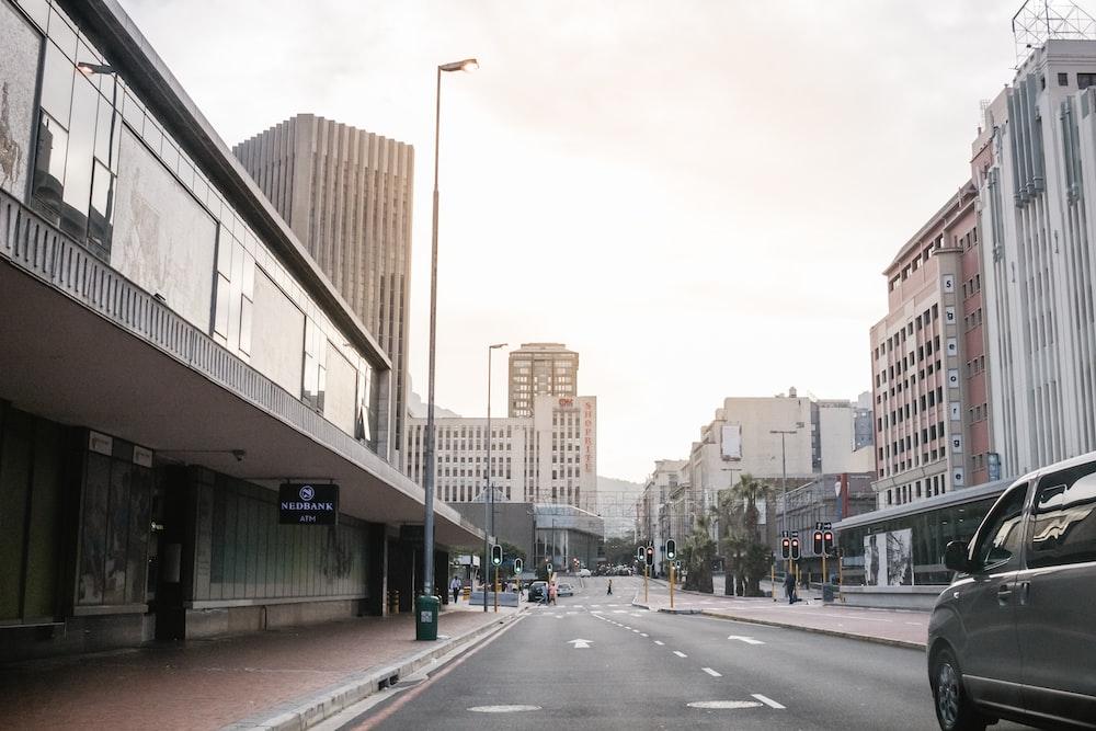 empty street during daytime