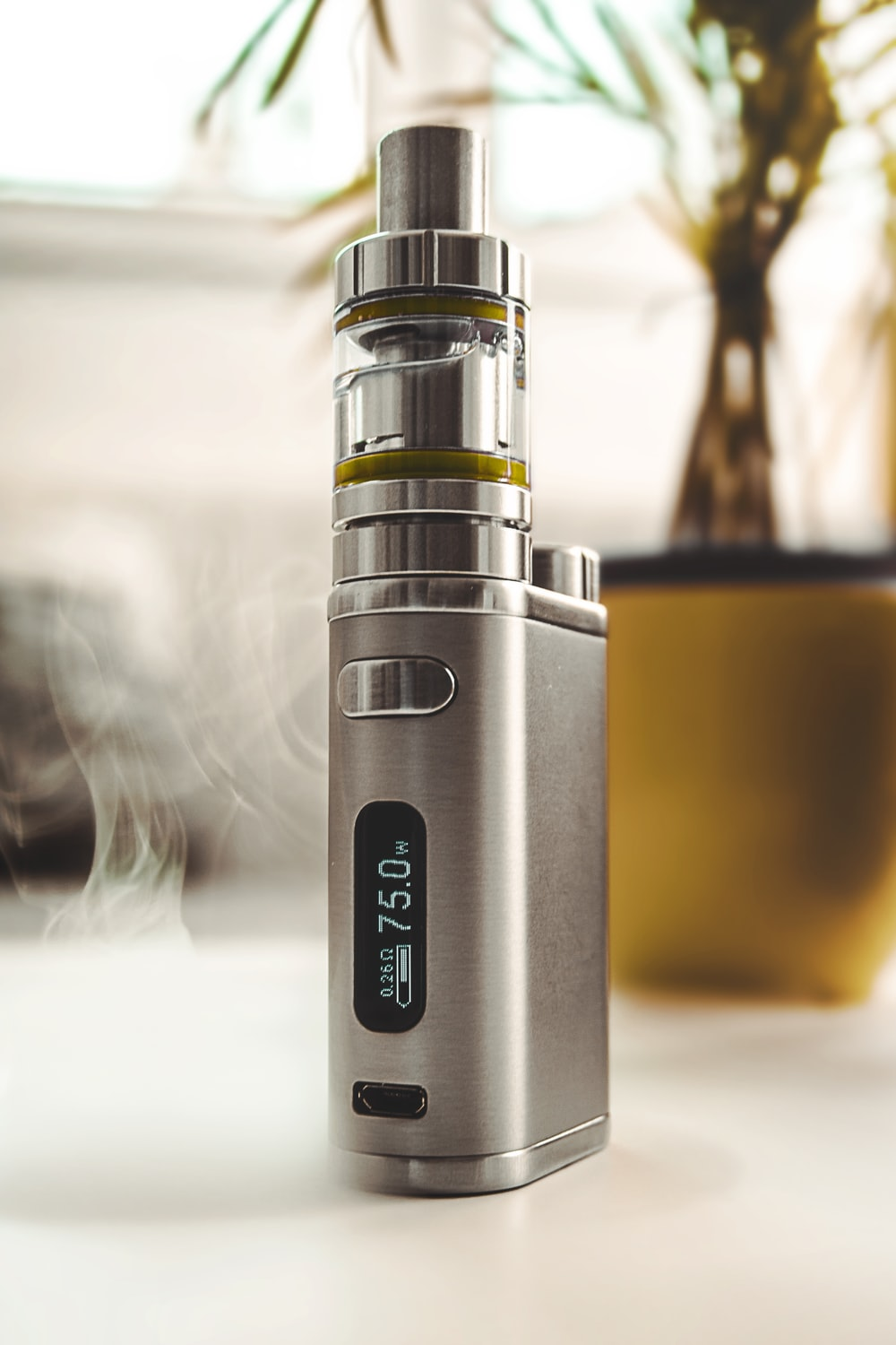 gray Eleaf iStick Pico