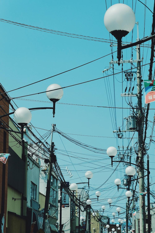 lamp street posts