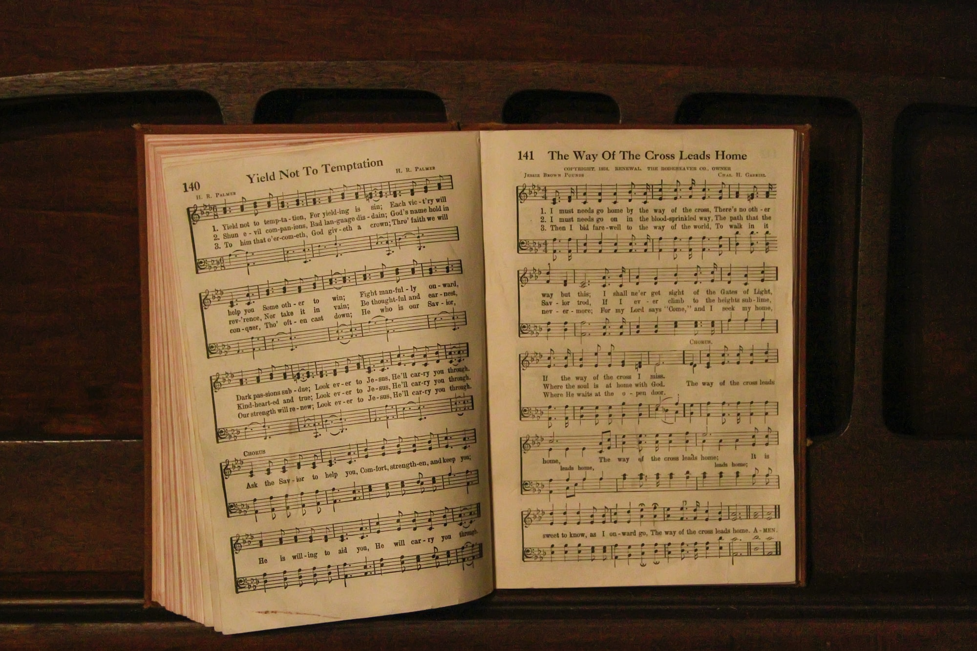 Hymnody as Catechism