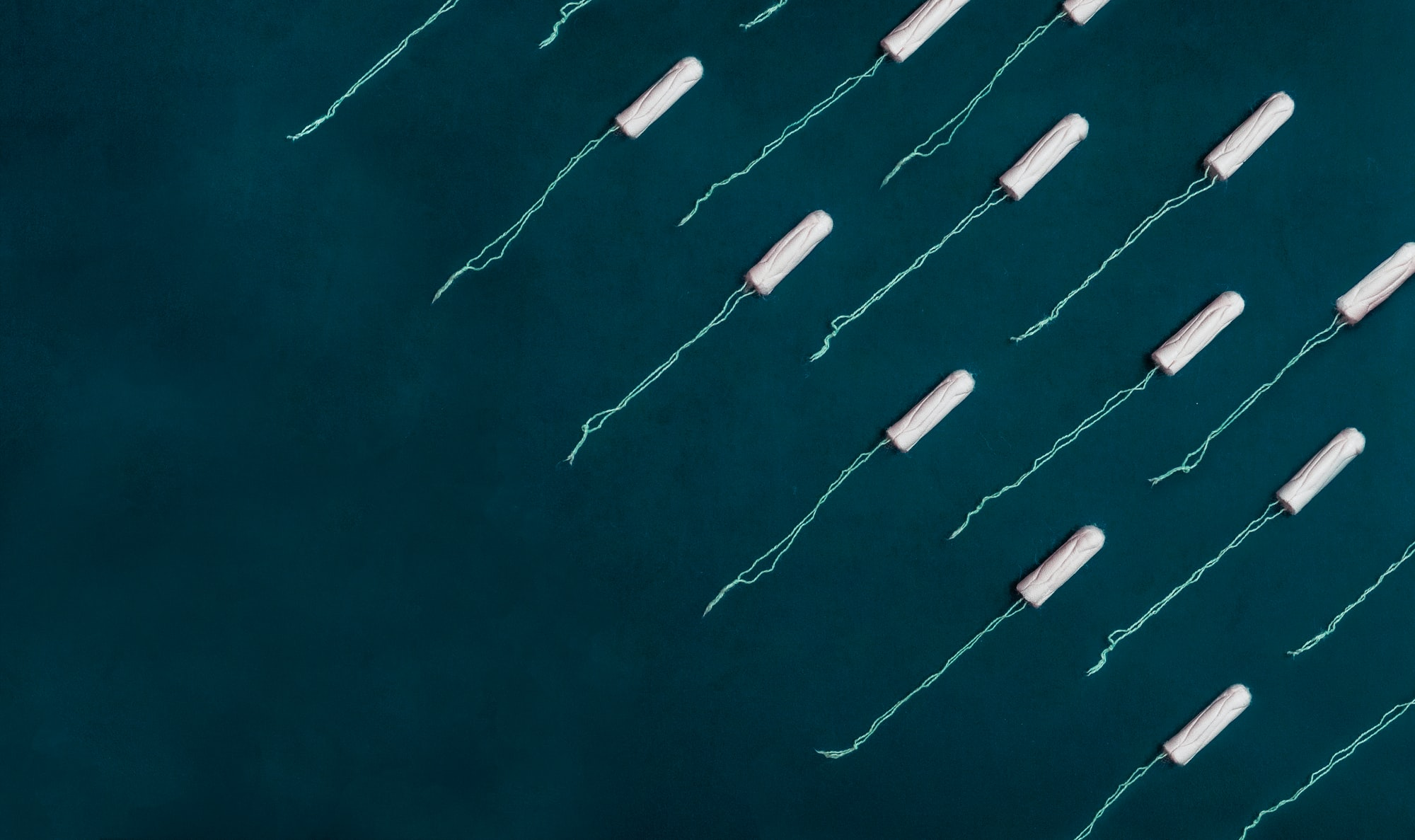 Tampons on Unsplash