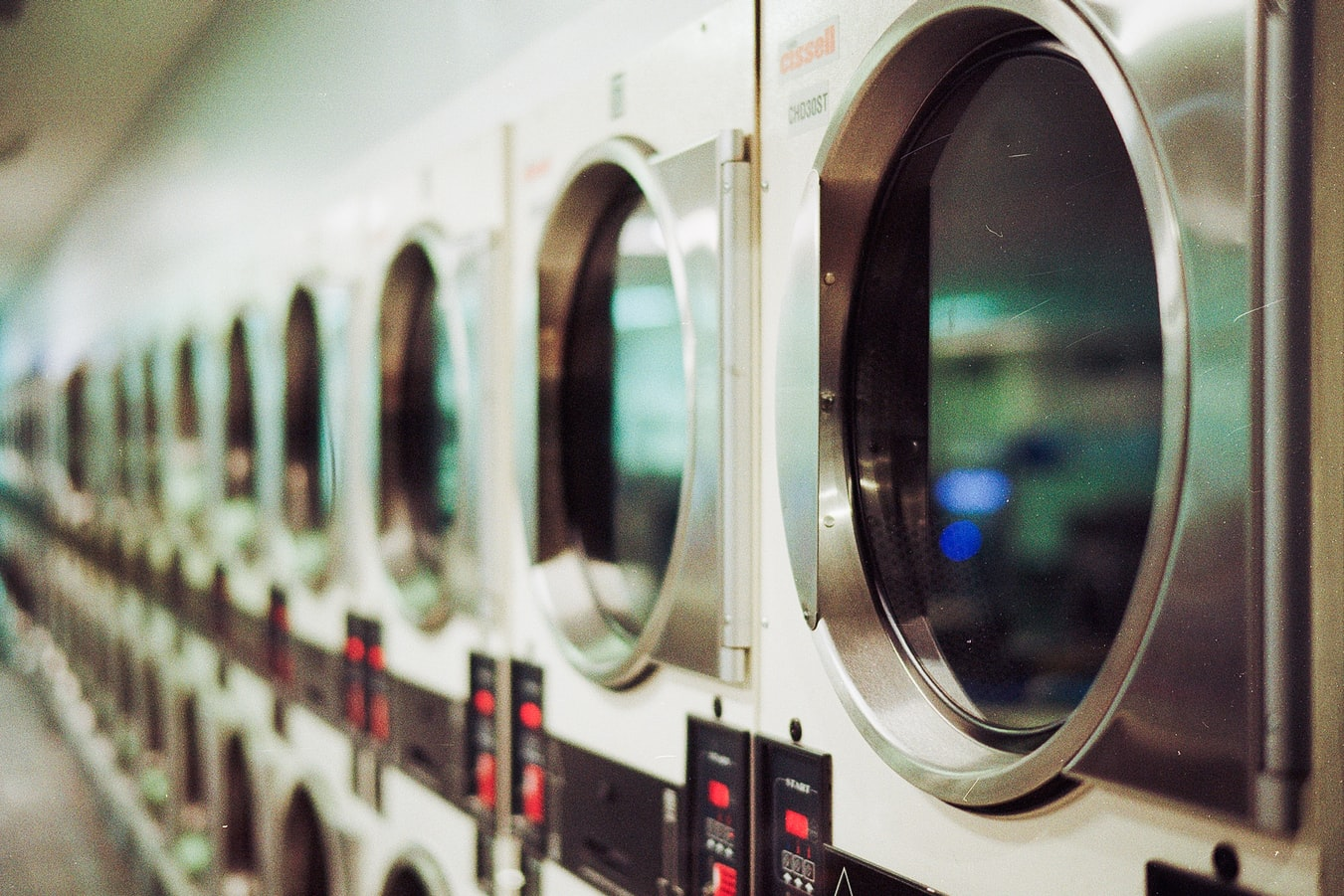 spin cycle in the washing machine can help dry clothes faster