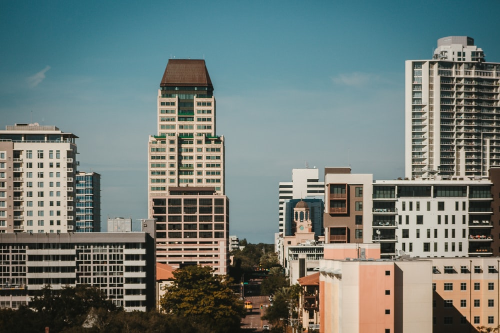 assorted high-rise buildings during daytime