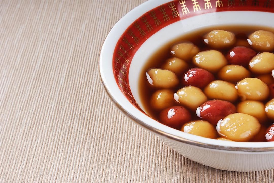 Tangyuan