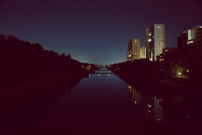 Main-Donau-Kanal @ Night