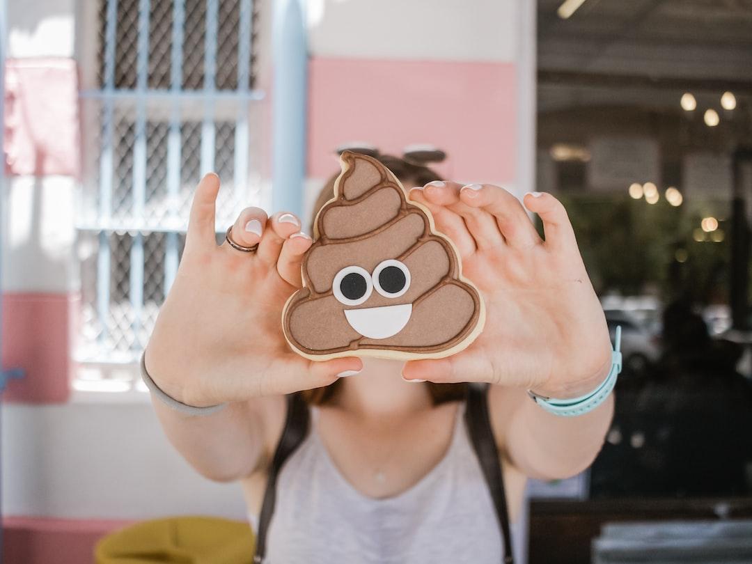 The Poop Emoji