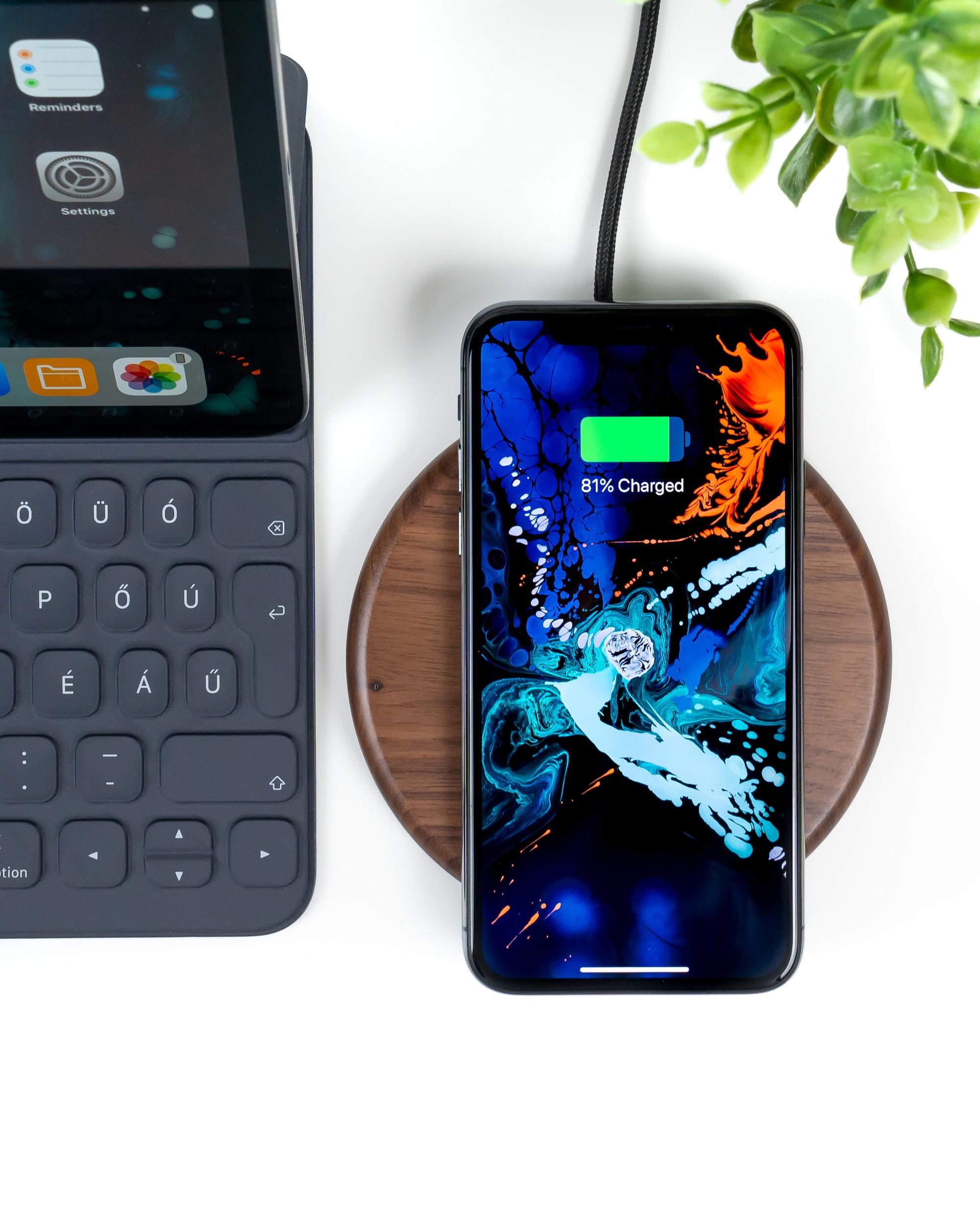 Como carregar o teu iPhone mais rapidamente
