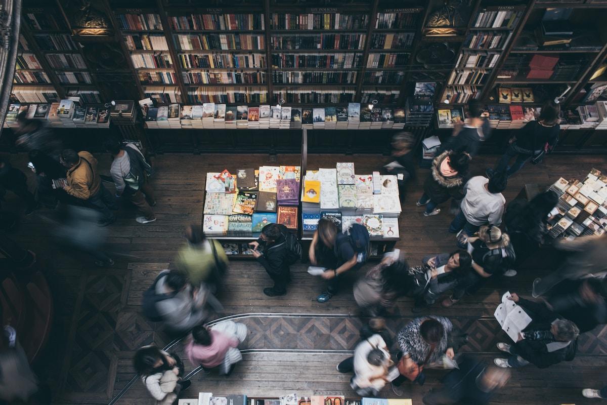 全齡式書屋,扎根經營文化、美學等智慧財