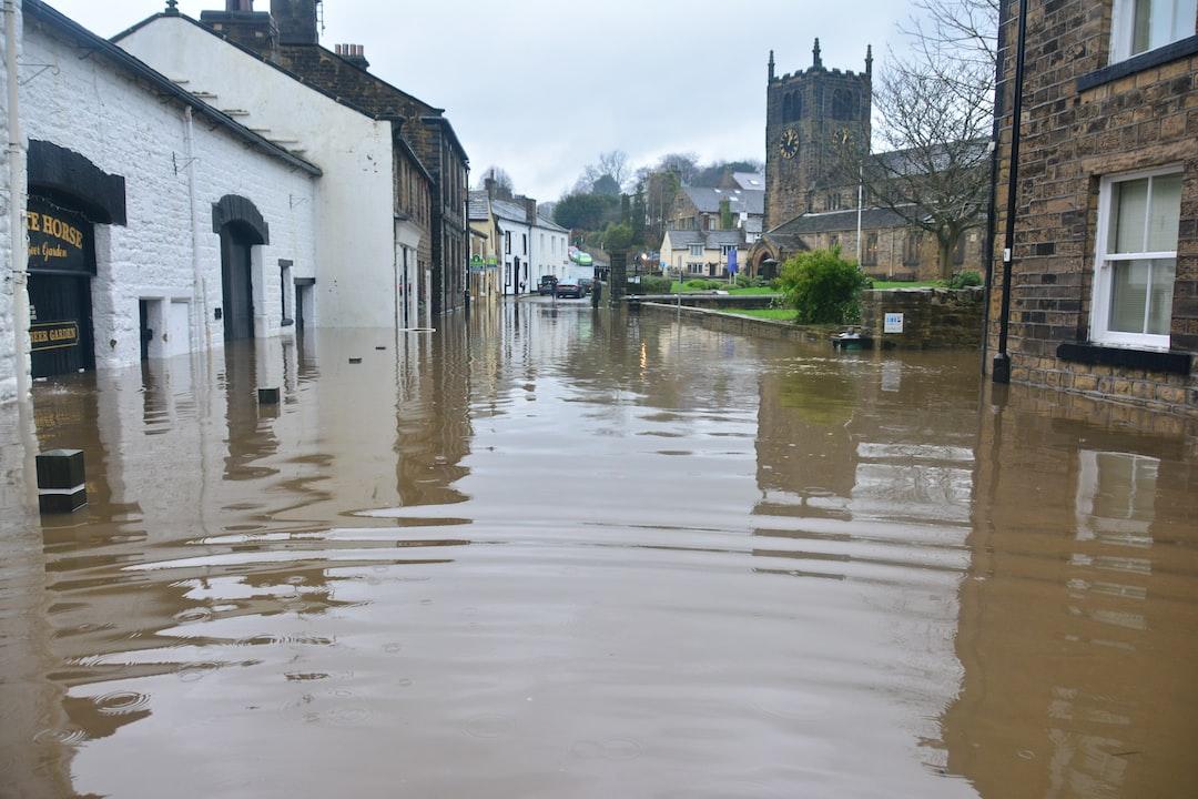 Bingley Boxing Day Floods