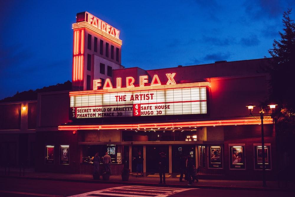 Faireax The Artist shop front