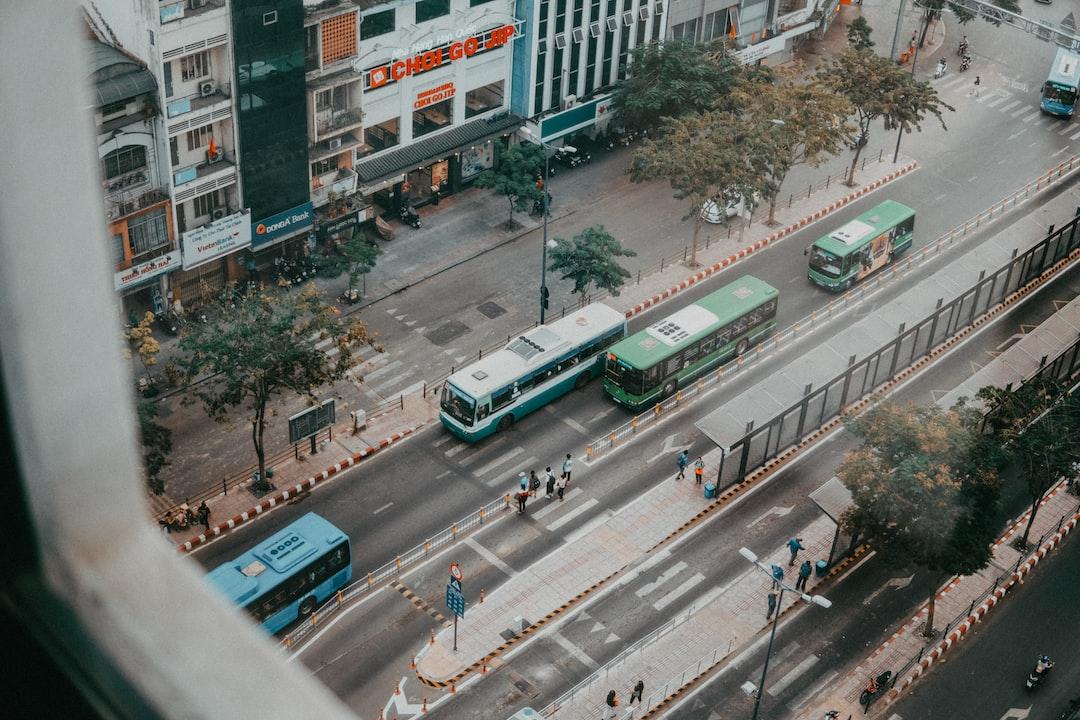 Bus Station - Sai Gon
