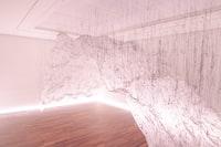 3D waves décor