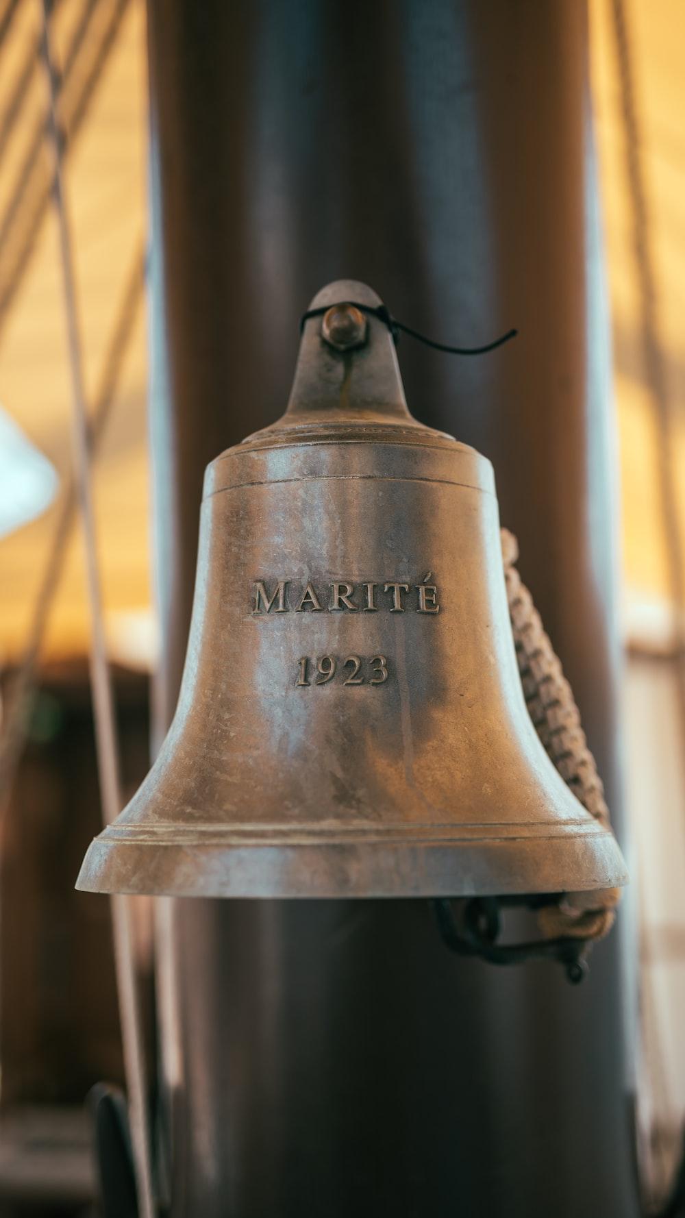 Marite 1923 bell