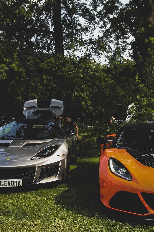 gra yand orange luxury cars