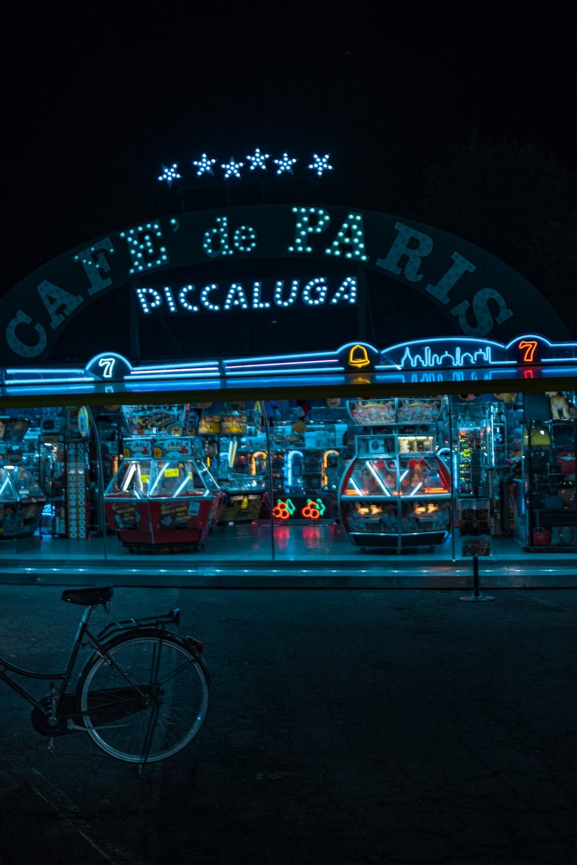 Cafe de Paris Piccaluga store
