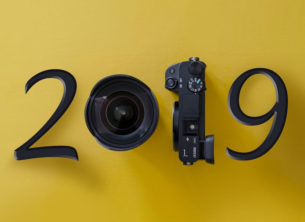 2019 signage