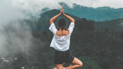 Vrikshasana (Tree Pose) || Vedic Yoga || Benefits, Precautions and Steps to be followed