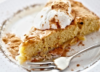 pie in plate