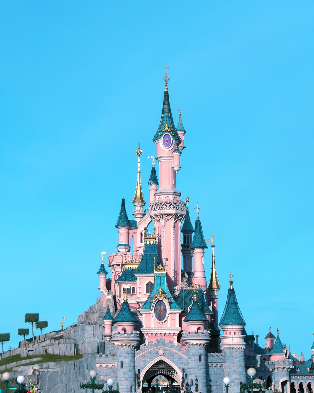 Disneyland park, Sleeping Beauty's castle