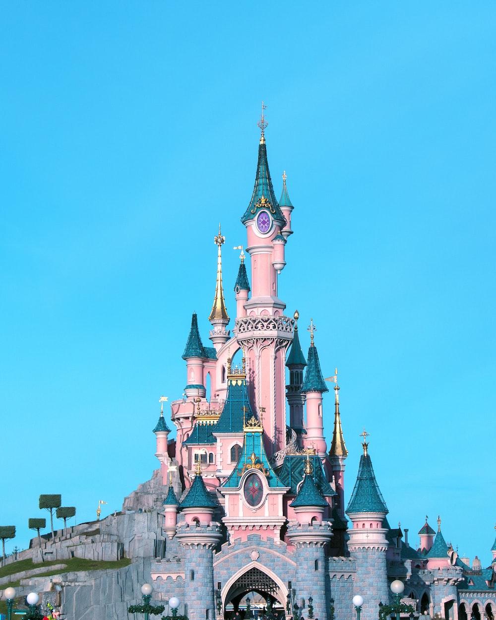 Disneyland park, Sleeping Beauty's castle