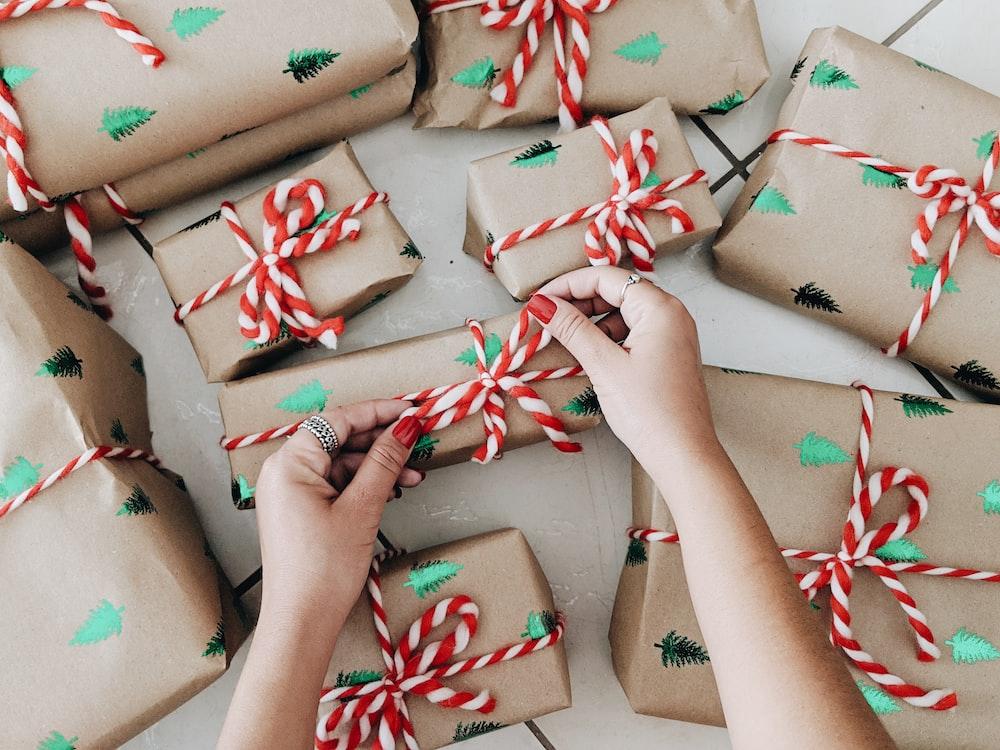 gift box lot
