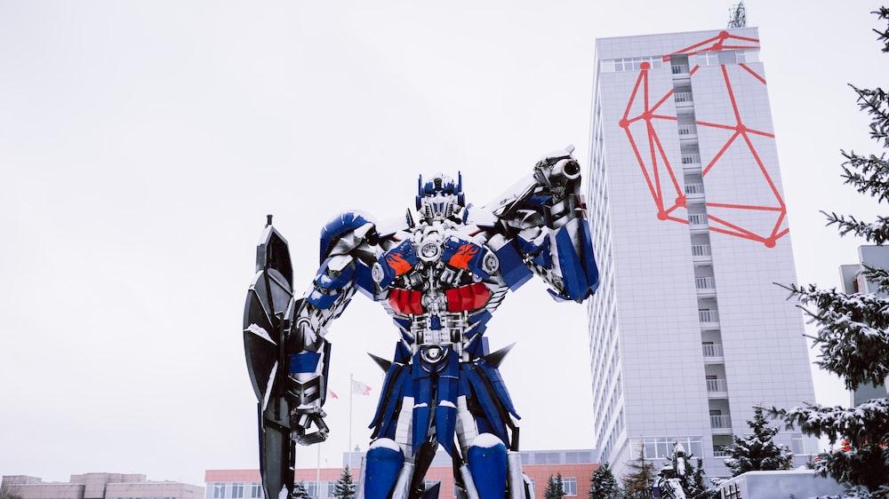 Transformer robot