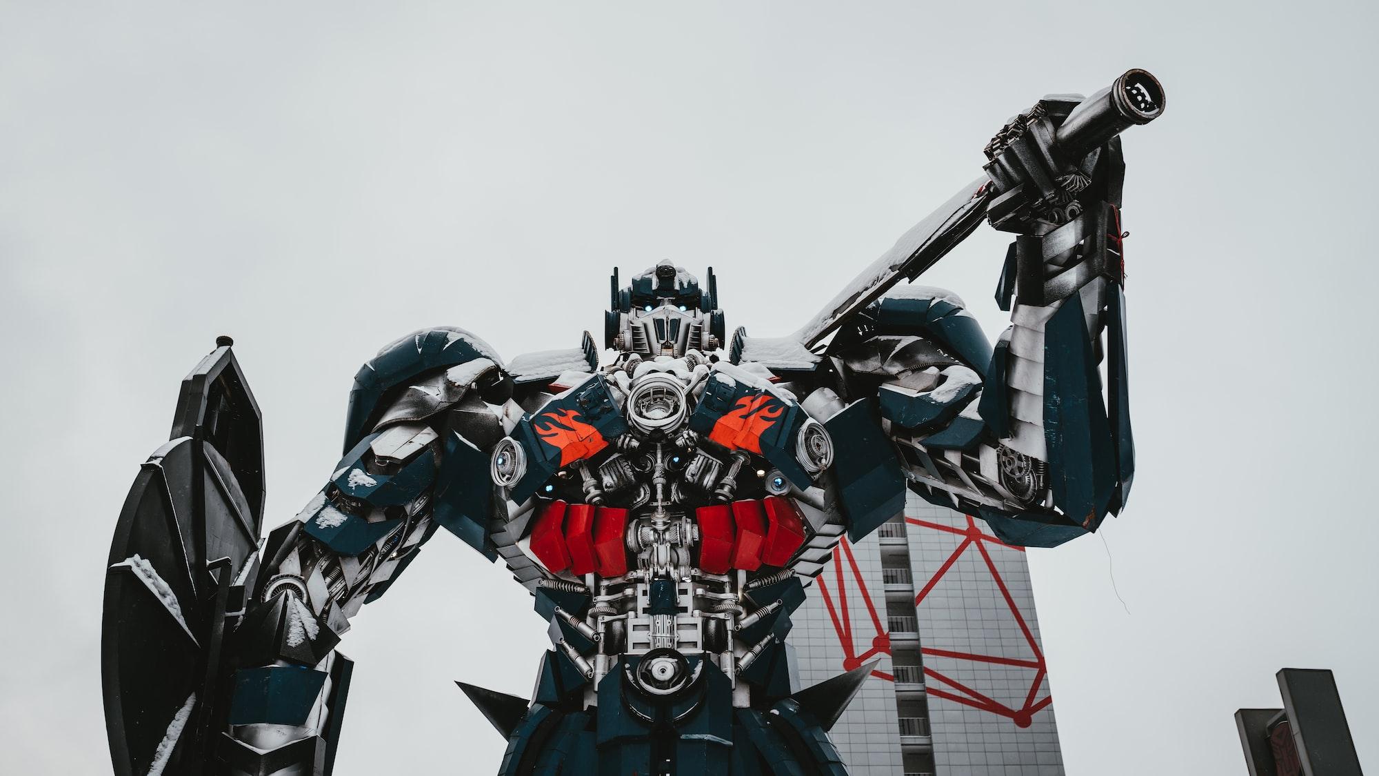 Week 25 - NLP의 옵티머스 프라임, Transformer 등장!