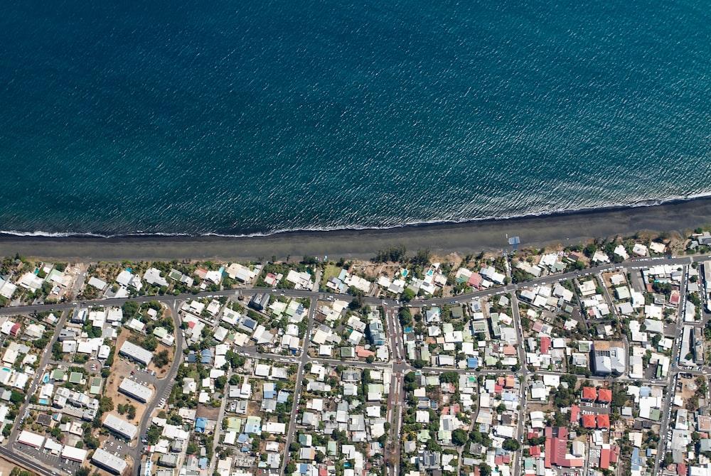 houses near beach