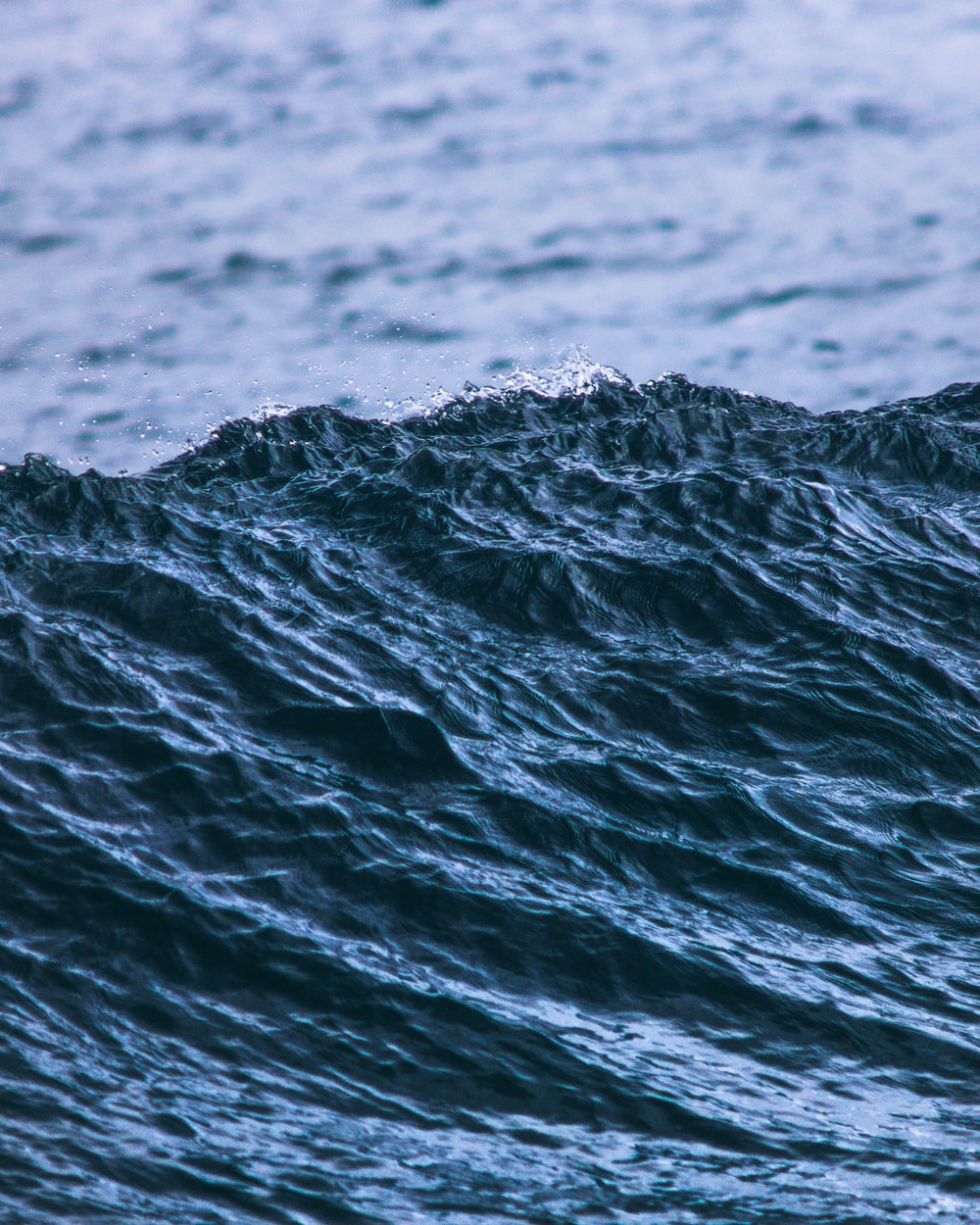 wave of body of water